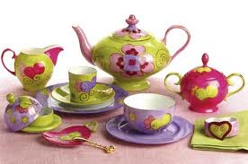 tea set for May