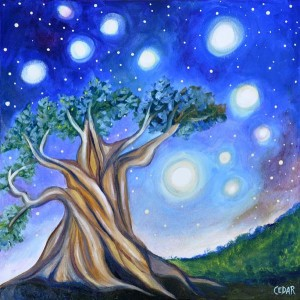 3-new-oil-paintings-tree-of-life-star-clouds--L-oYymcr