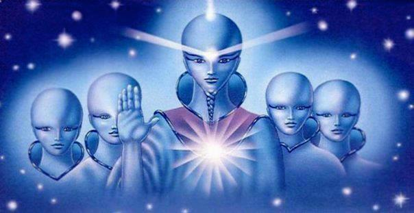 Sirian 6th Dimensional Non-Physical Beings