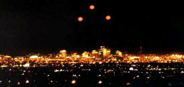 lights over phoenix