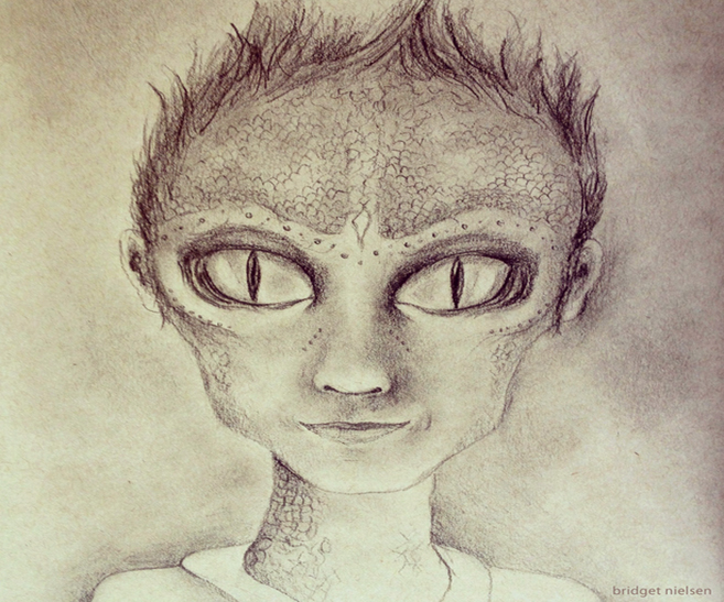 Alien Attraction & My Reptilian Hybrid Child!