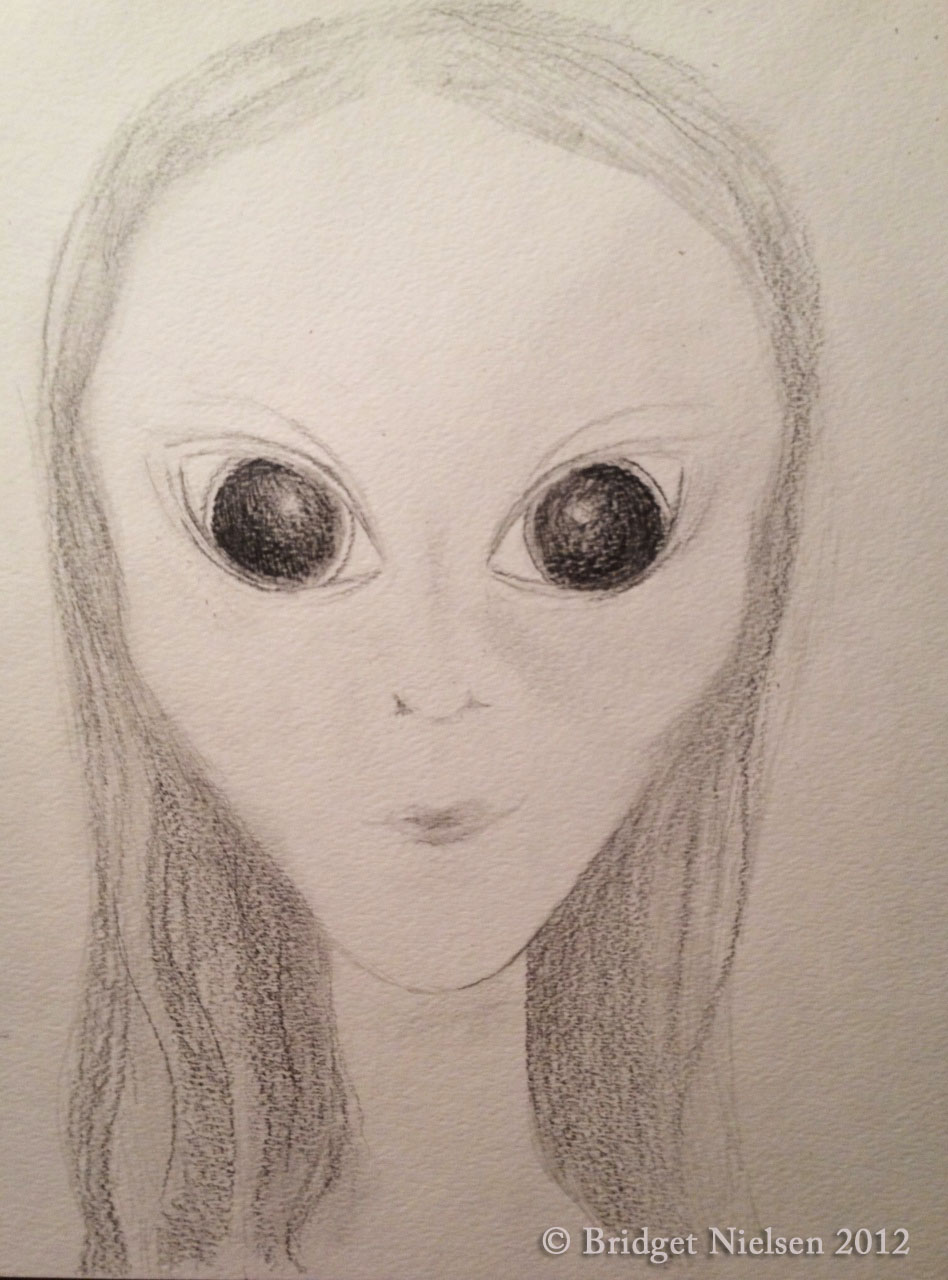Alien picture of Anima from hybrid races