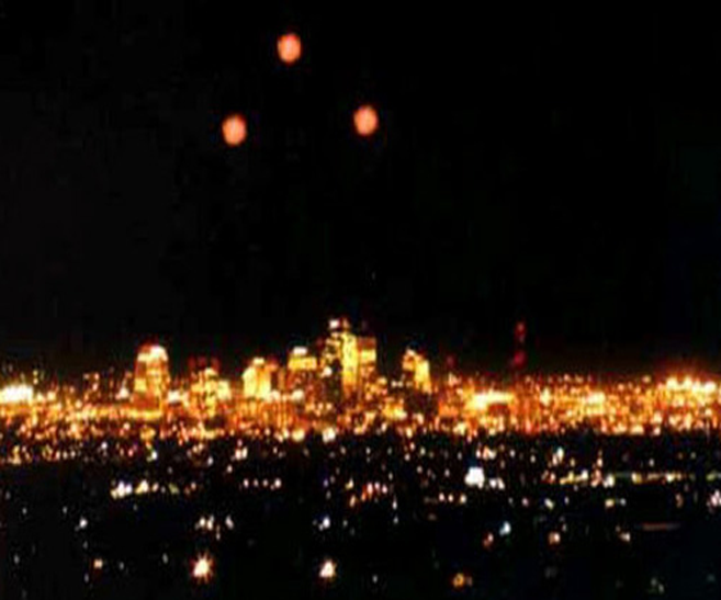 California UFO Sightings. Is it the Shalinaya?