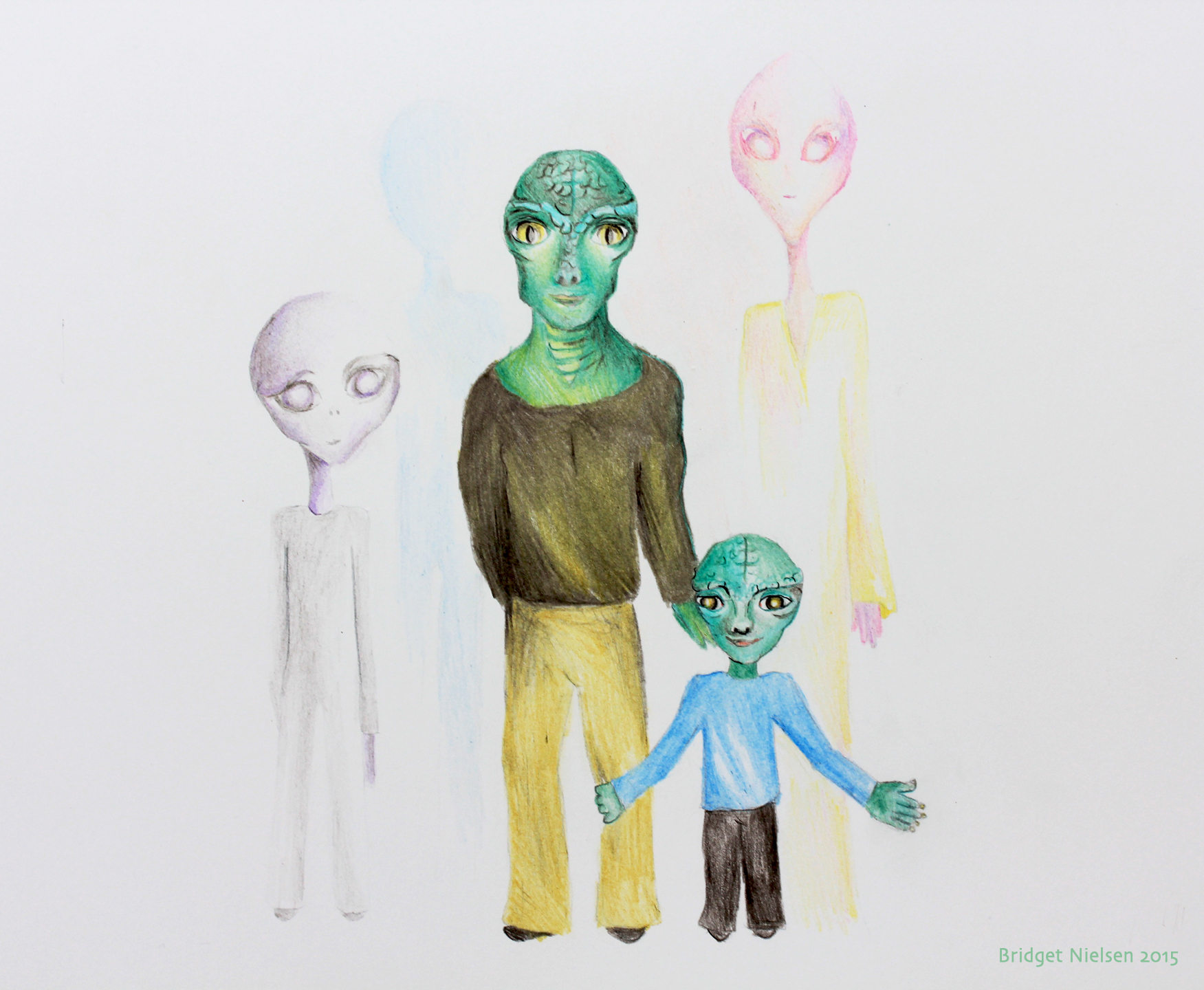 Star Family Reptilian Star beings
