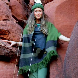 Bridget-Nielsen-in-Rocks